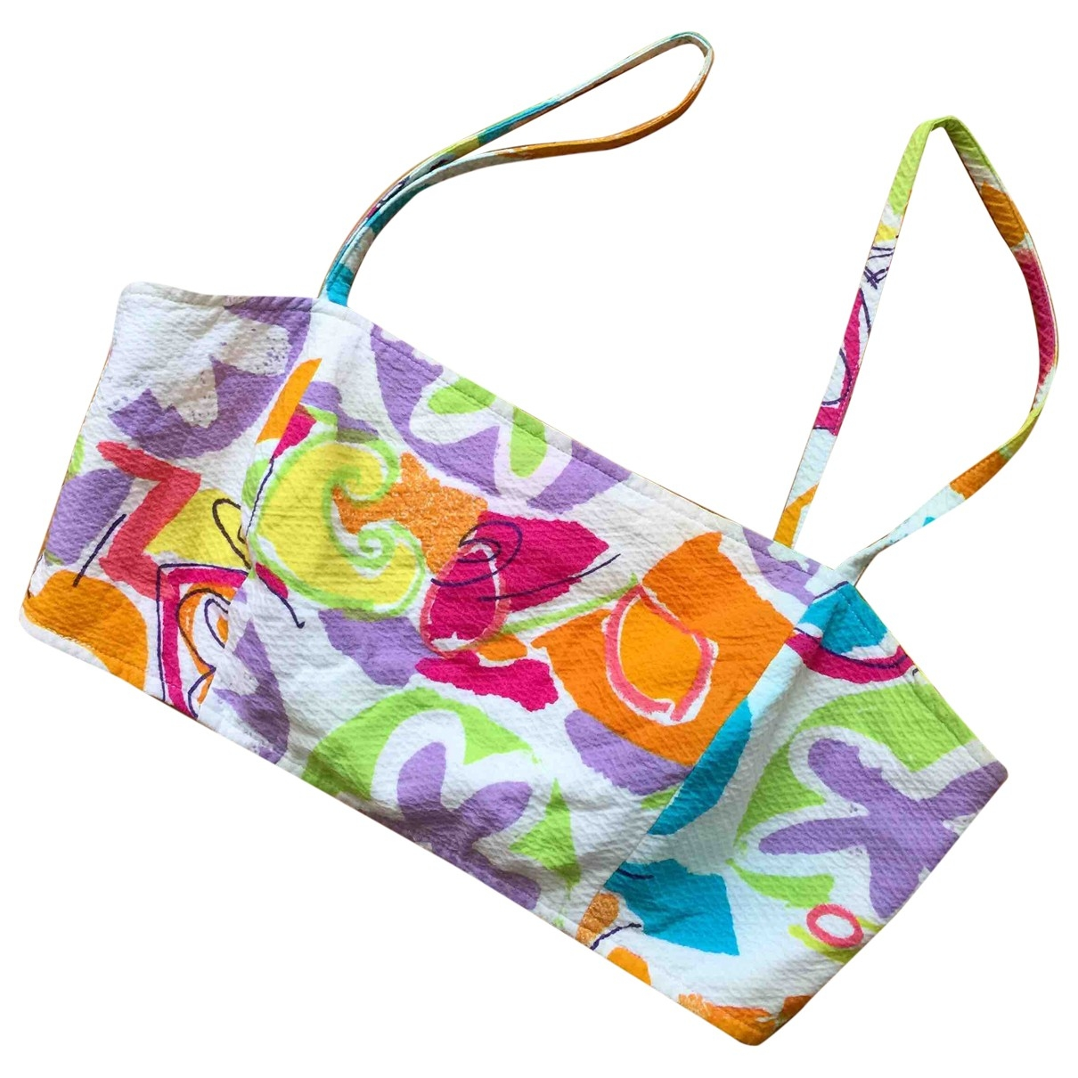 Max & Co \N Multicolour Cotton  top for Women 44 IT