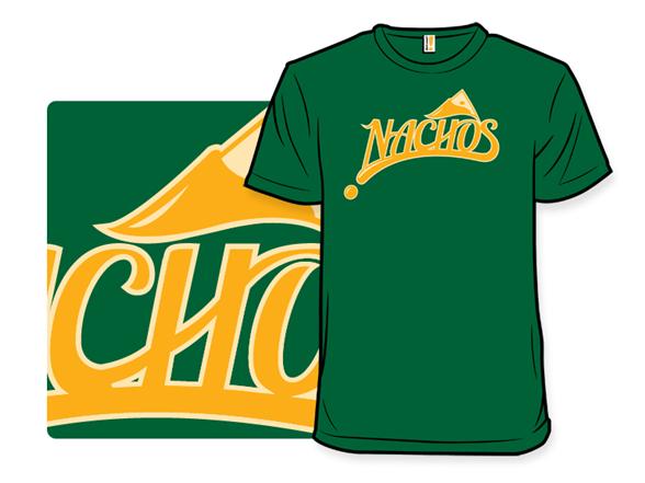 Nachos T Shirt