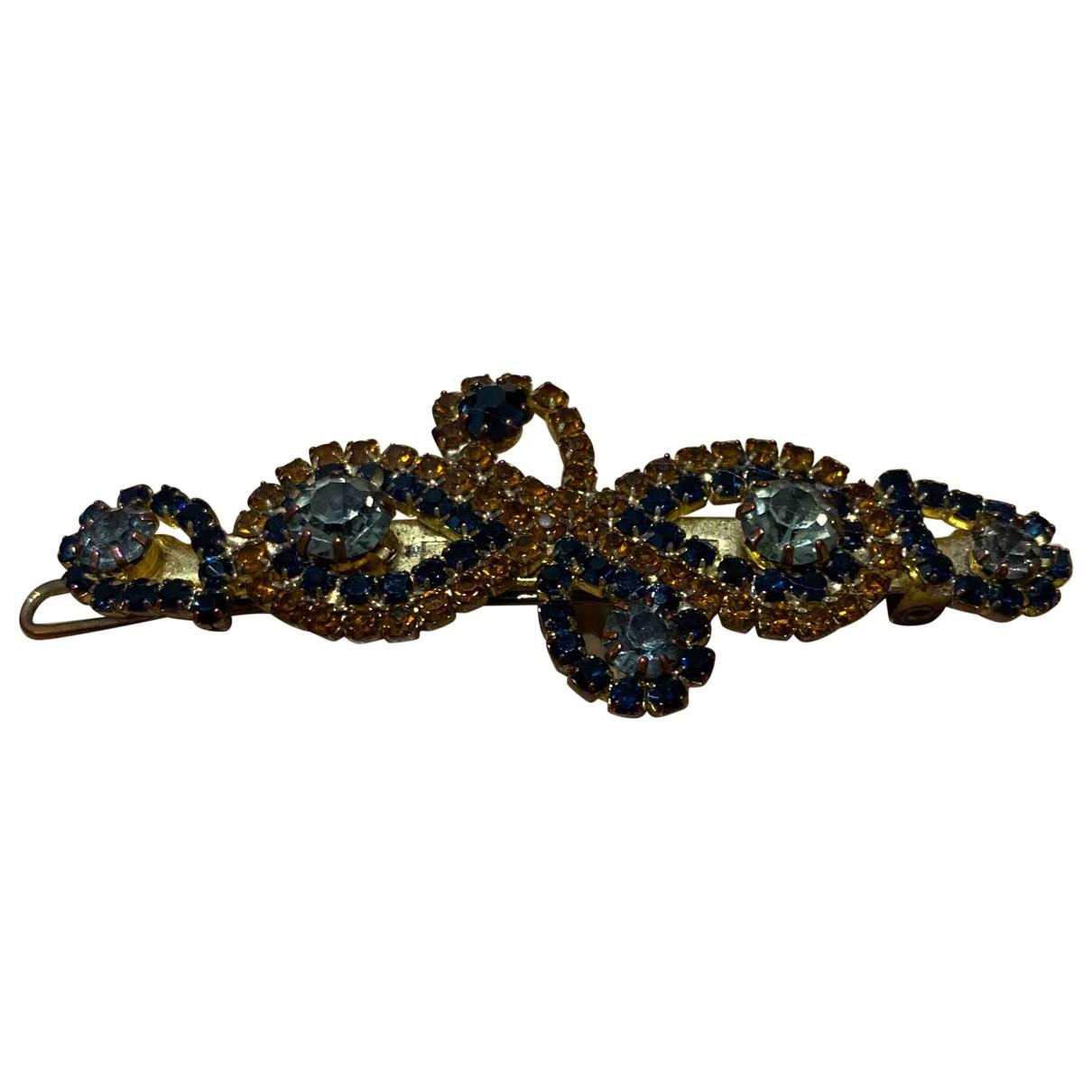 Etro - Bijoux de tete   pour femme en cristal - multicolore