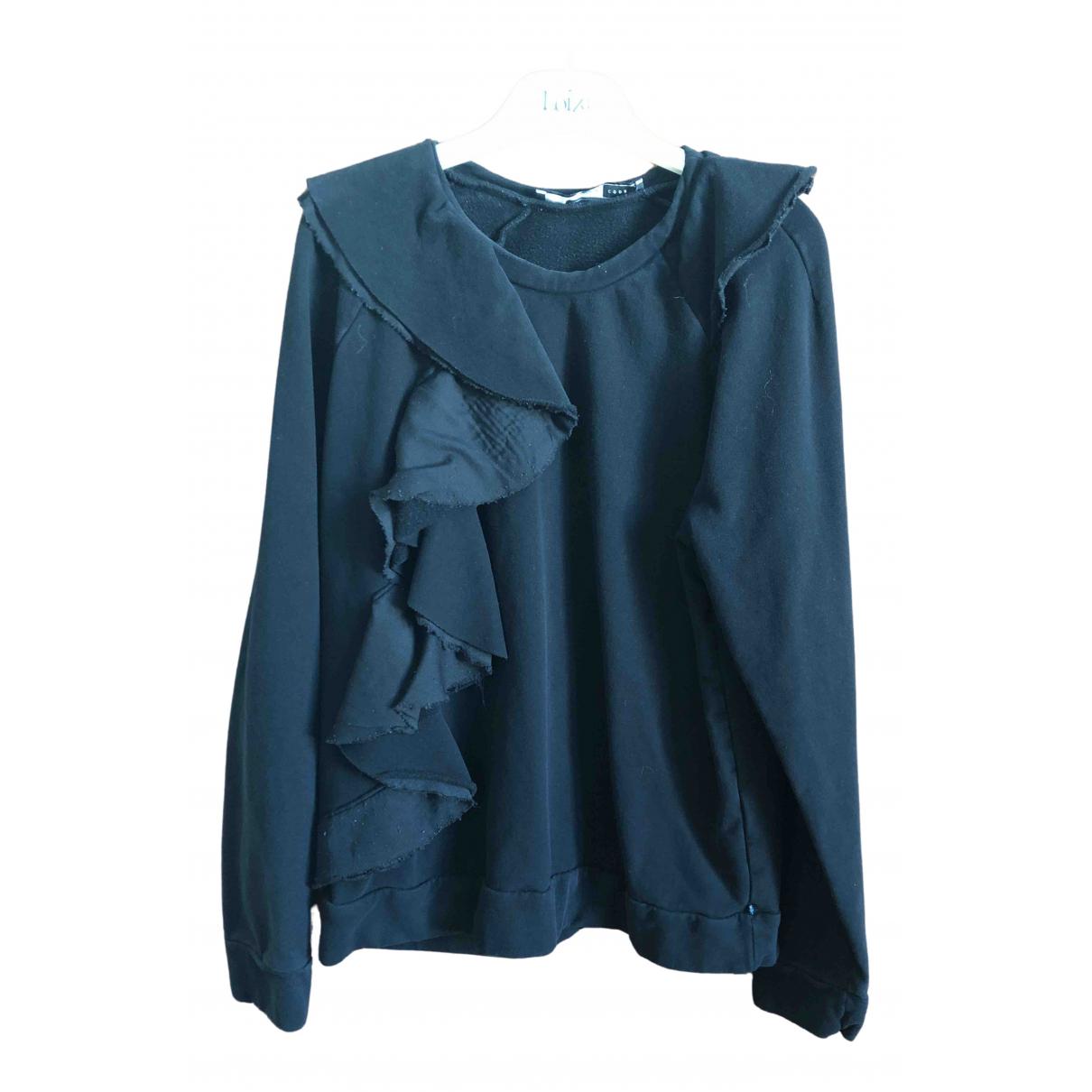 Sport Max \N Black Cotton Knitwear for Women L International