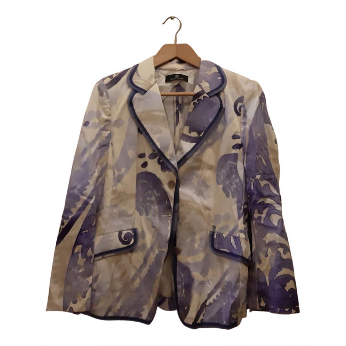 Rena Lange \N Multicolour Cotton jacket for Women 14-16 US