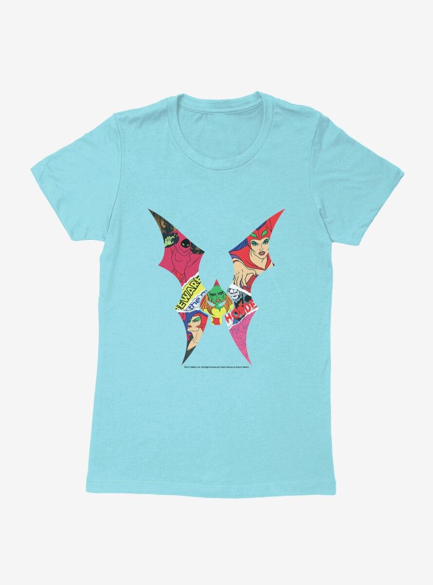 She-Ra Horde Minions Womens T-Shirt