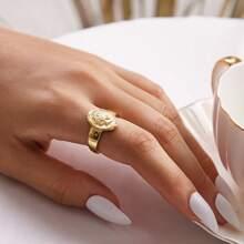 1pc Figure Design Ring