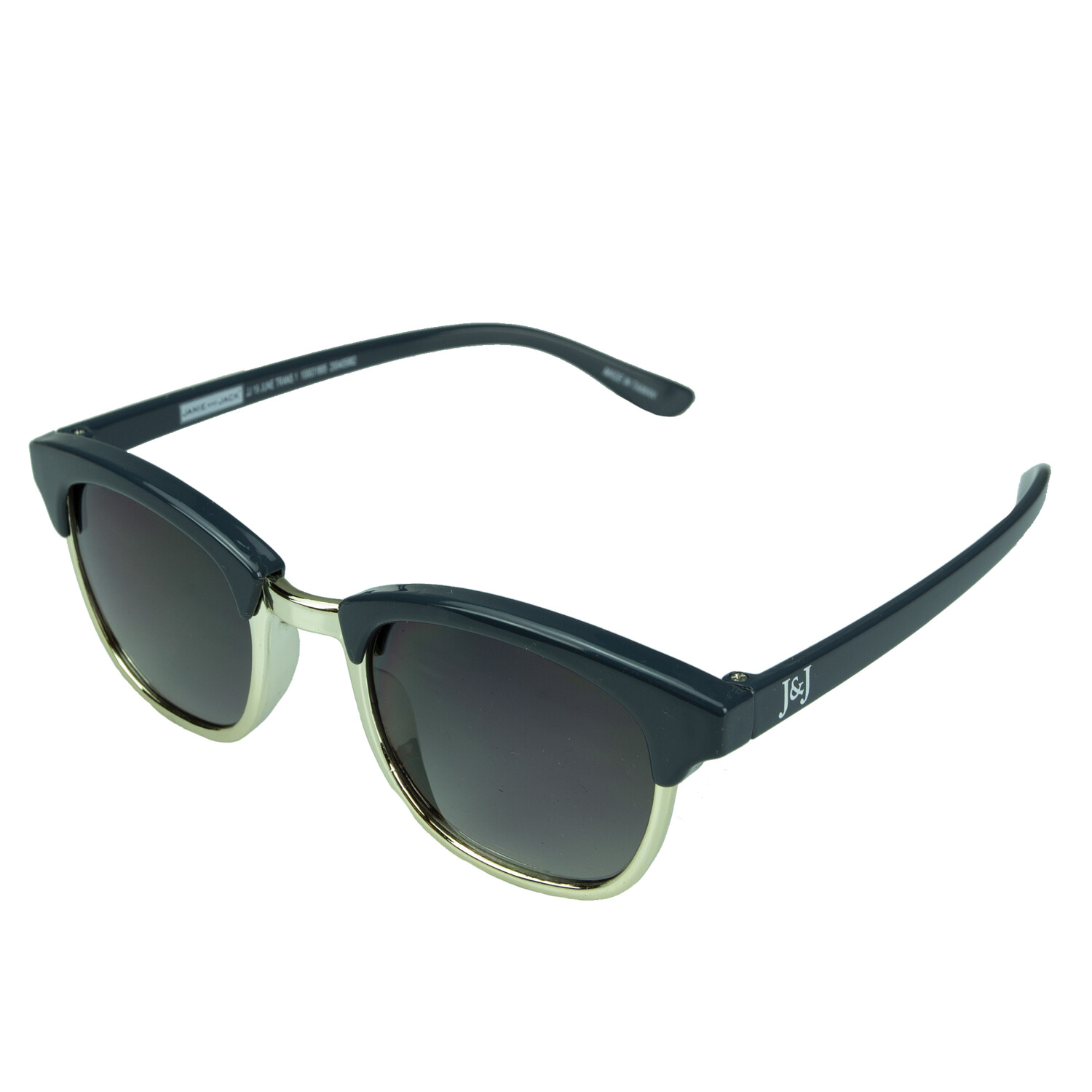 Janie And Jack Boy's Vintage Inspired Sunglasses 4 Up 200405882 Black Butterfly