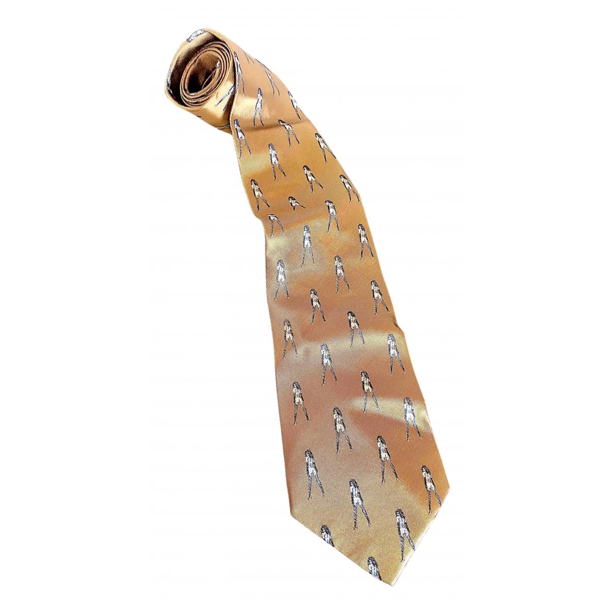 Vivienne Westwood - Cravates   pour homme en soie - multicolore