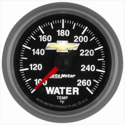 Auto Meter GM Series Electric Water Temperature Gauge - 880446