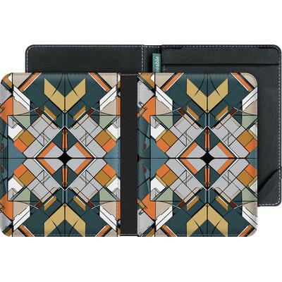 tolino vision 4 HD eBook Reader Huelle - Mosaic I von caseable Designs