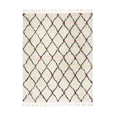 Safavieh Casablanca Collection Dimas Geometric Area Rug, One Size , Multiple Colors