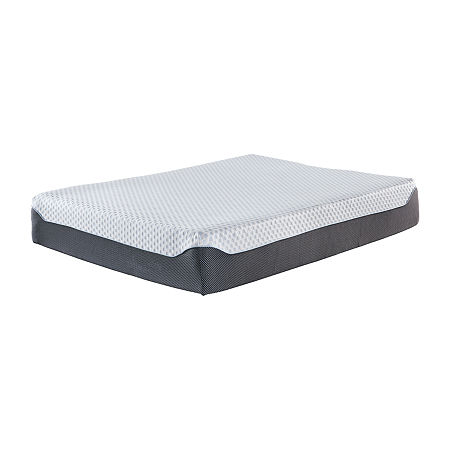 Signature Design by Ashley Chime Elite 12 Inch Mattress, One Size , Multiple Colors