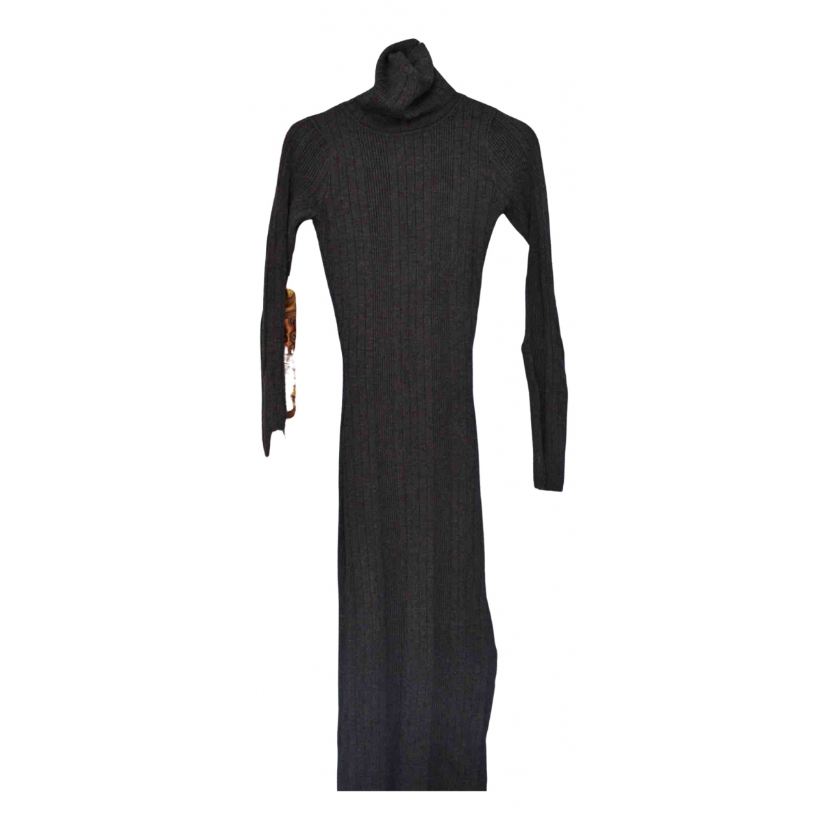 Guess \N Kleid in  Grau Viskose