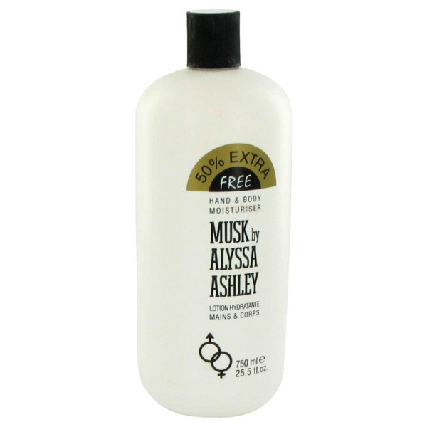 Musk - Alyssa Ashley Locion corporal 750 ML