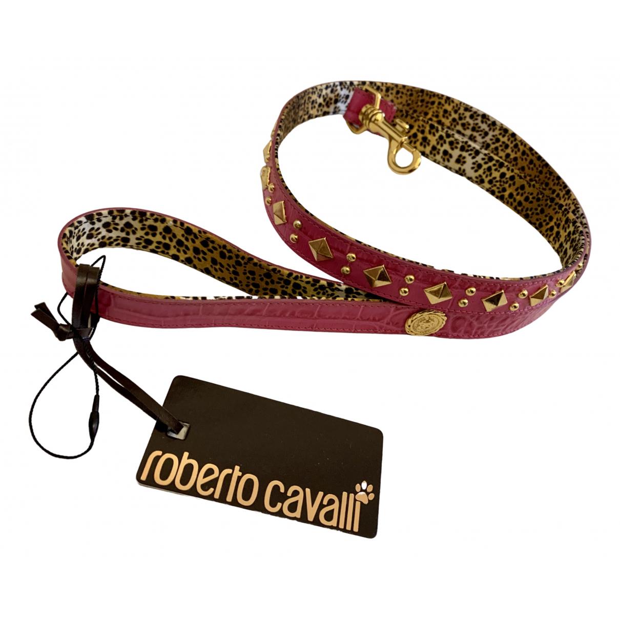 Roberto Cavalli - Accessoires   pour lifestyle en autre - rose