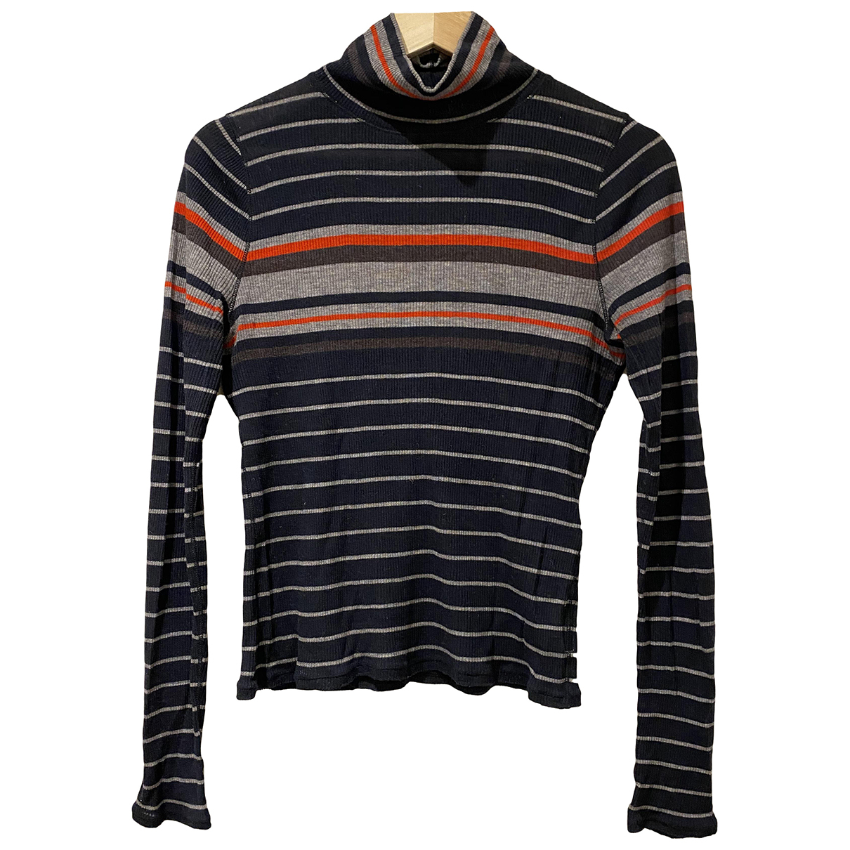 Rag & Bone - Pull   pour femme en laine - multicolore