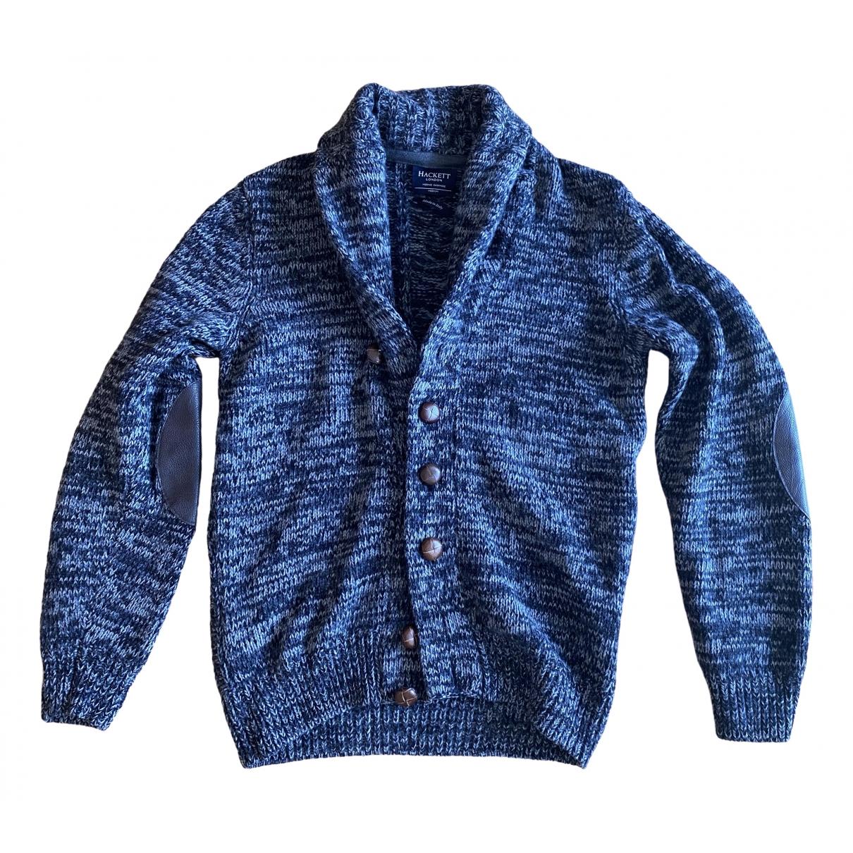 Hackett London \N Pullover.Westen.Sweatshirts  in  Anthrazit Kaschmir