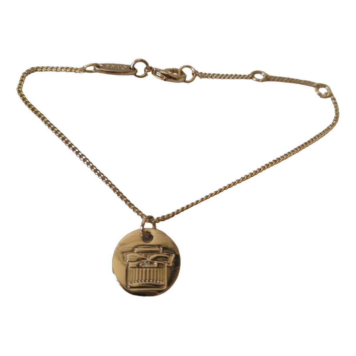 Chloe - Bracelet   pour femme en metal - dore