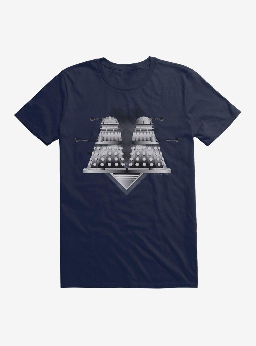 Doctor Who Dalek Mirror Image T-Shirt