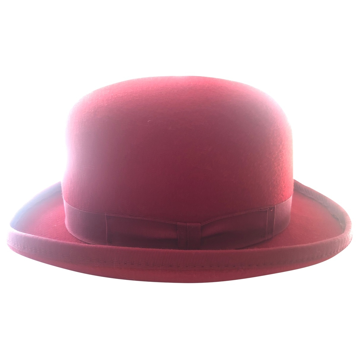 Christy's \N Red Wool hat for Women M International