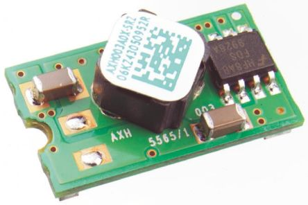 GE Critical Power Non-Isolated DC-DC Converter, 0.75 → 3.63V dc Output, 3A