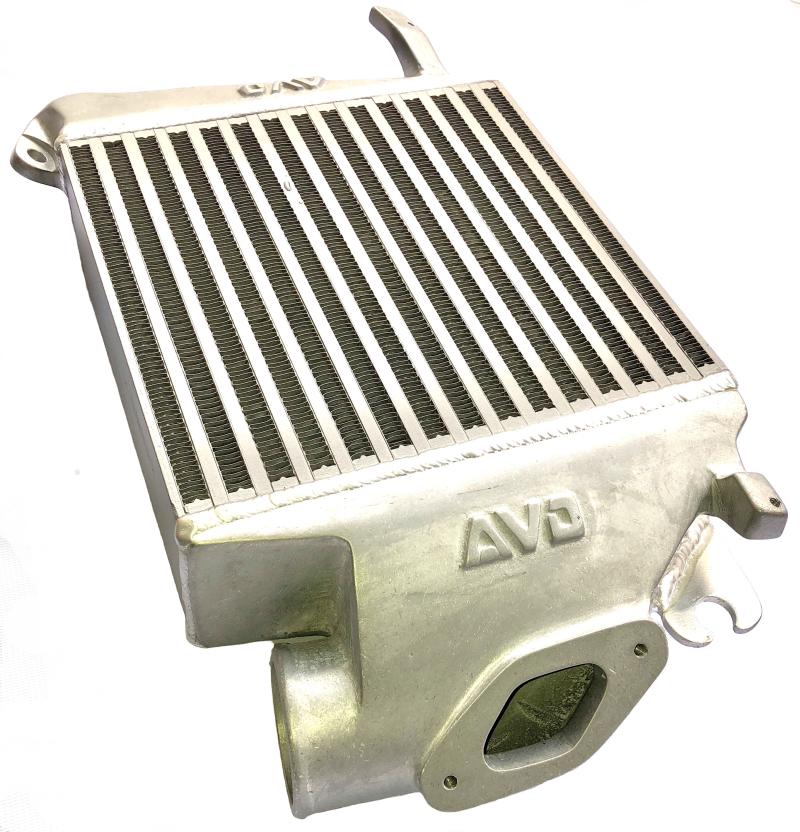 AVO S1104K941001T Intercooler Top Mount Intercooler Subaru WRX 2008-2014 | Subaru Forester XT (EJ25) 2009-2013