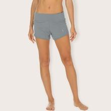 Sports Shorts mit niedriger Taille