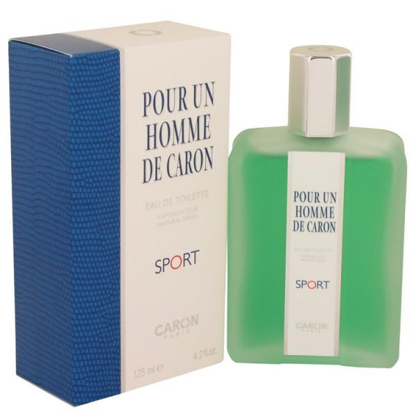 Pour Homme Sport - Caron Eau de Toilette Spray 125 ml