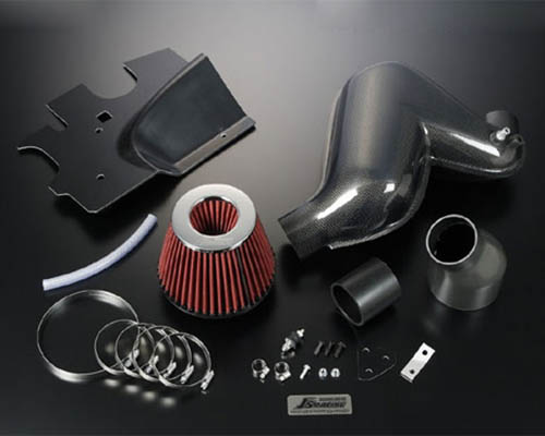 Js Racing Tsuchinoko FRP Chamber Kit Honda Fit GD3 01-08