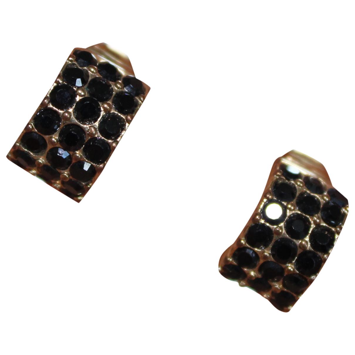 Givenchy - Boucles doreilles   pour femme en metal - noir