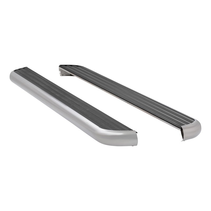 Luverne 575102-571037 Polished Stainless Aluminum/Stainless Assembly MegaStep 6-1/2