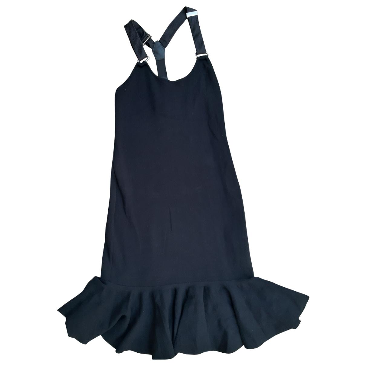 Polo Ralph Lauren - Robe   pour femme en coton - noir