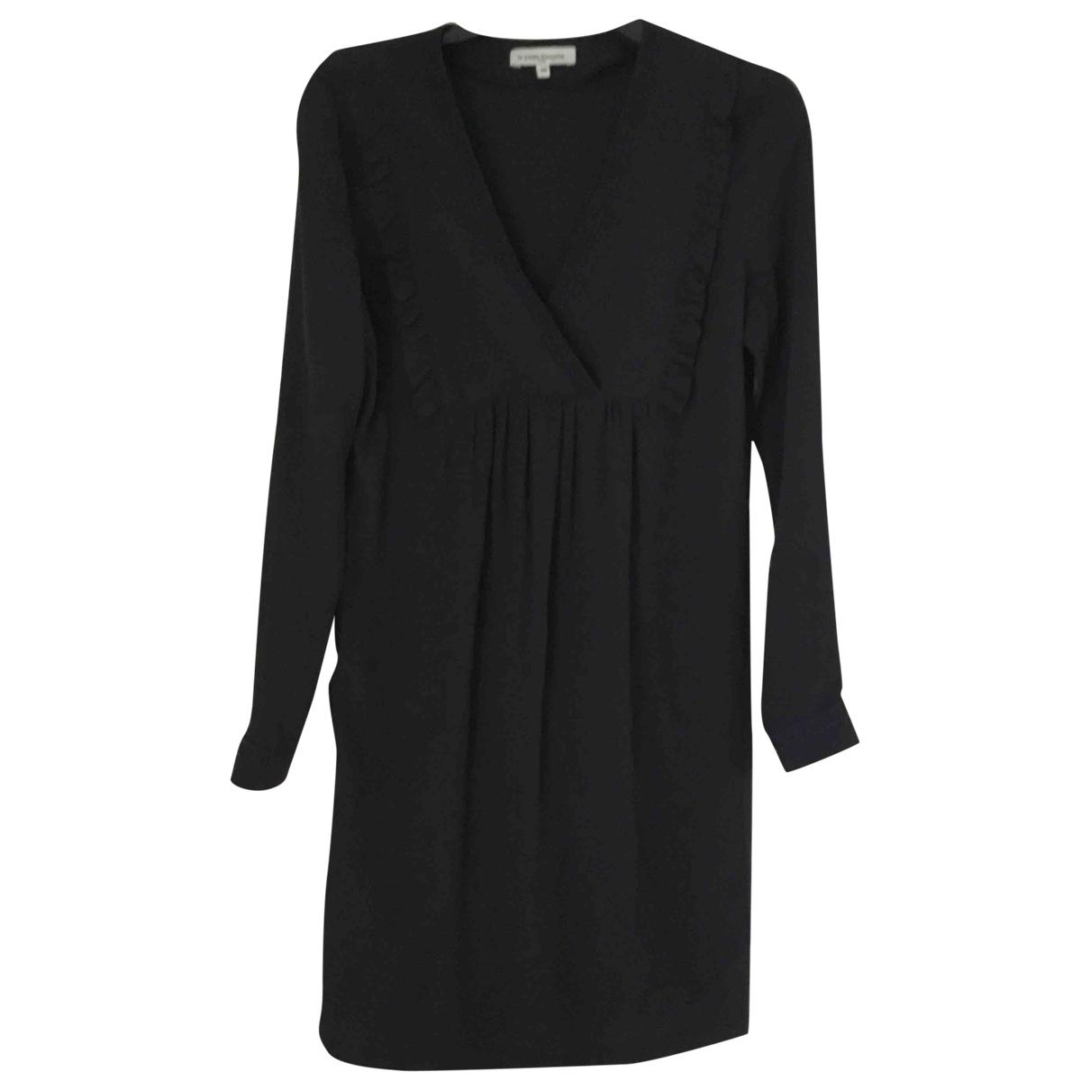 La Petite Francaise \N Kleid in  Grau Viskose