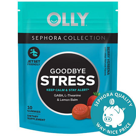 SEPHORA COLLECTION Sephora Collection x OLLY: Goodbye Stress, One Size , Multiple Colors