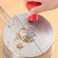1 pieza cepillo de limpieza de color al azar
