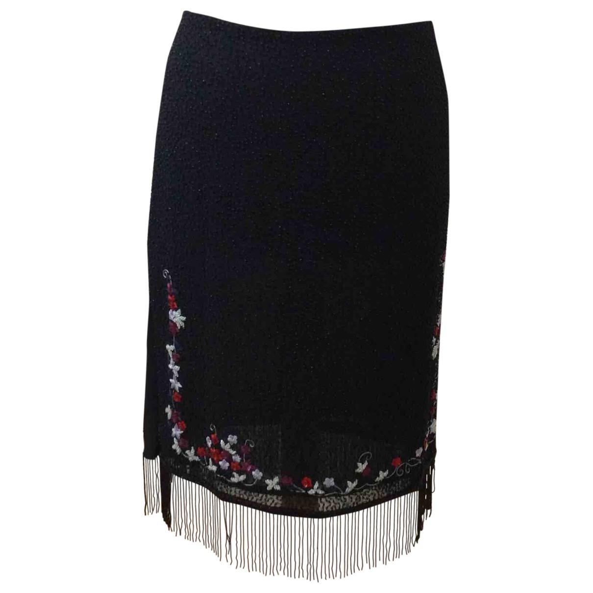 Falda midi Emporio Armani