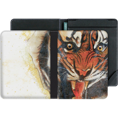 tolino vision 3 HD eBook Reader Huelle - Tiger von Kaitlyn Parker