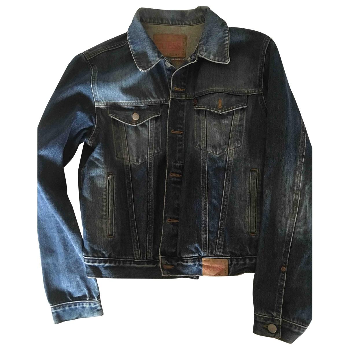 Guess \N Jacke in Denim - Jeans