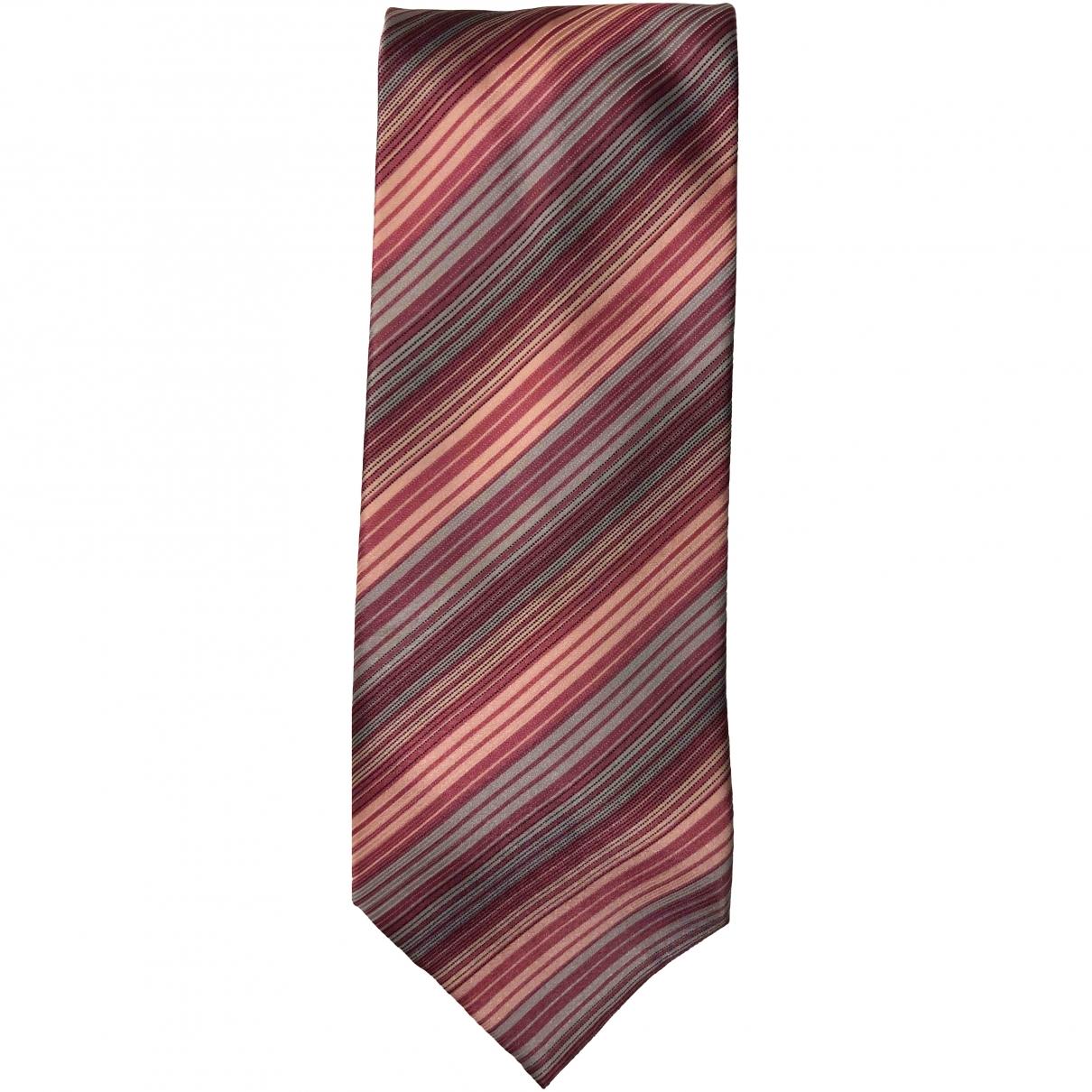 Brioni \N Multicolour Silk Ties for Men \N