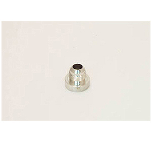 Canton Racing Fitting -10 AN Male Aluminum Bung Welding Required