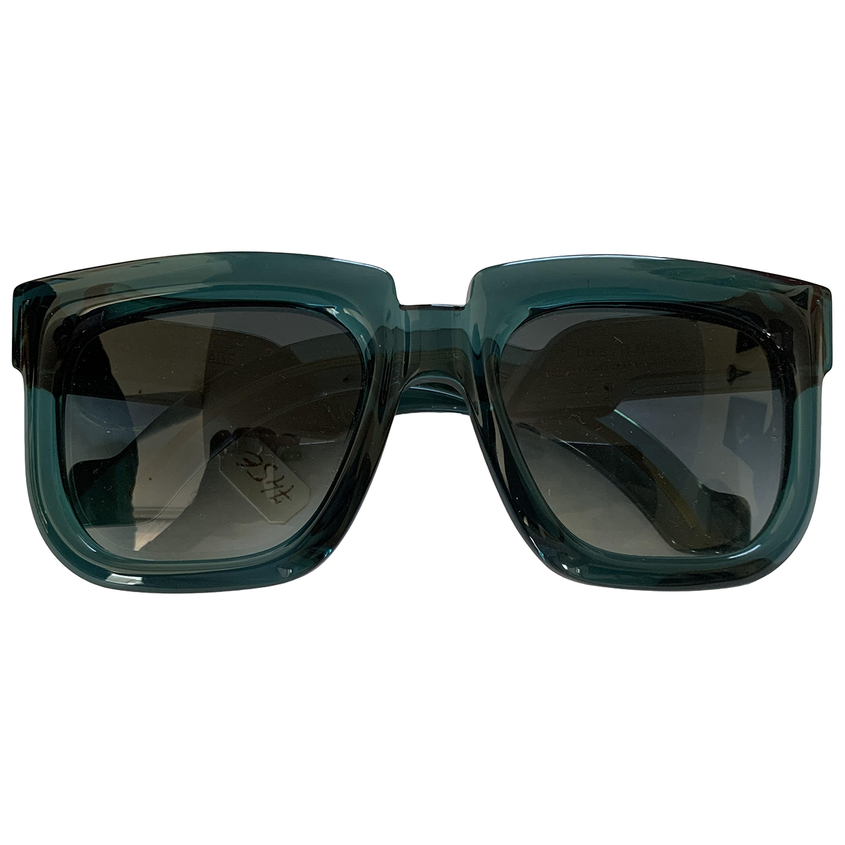 Jacquesmariemage \N Green Sunglasses for Women \N