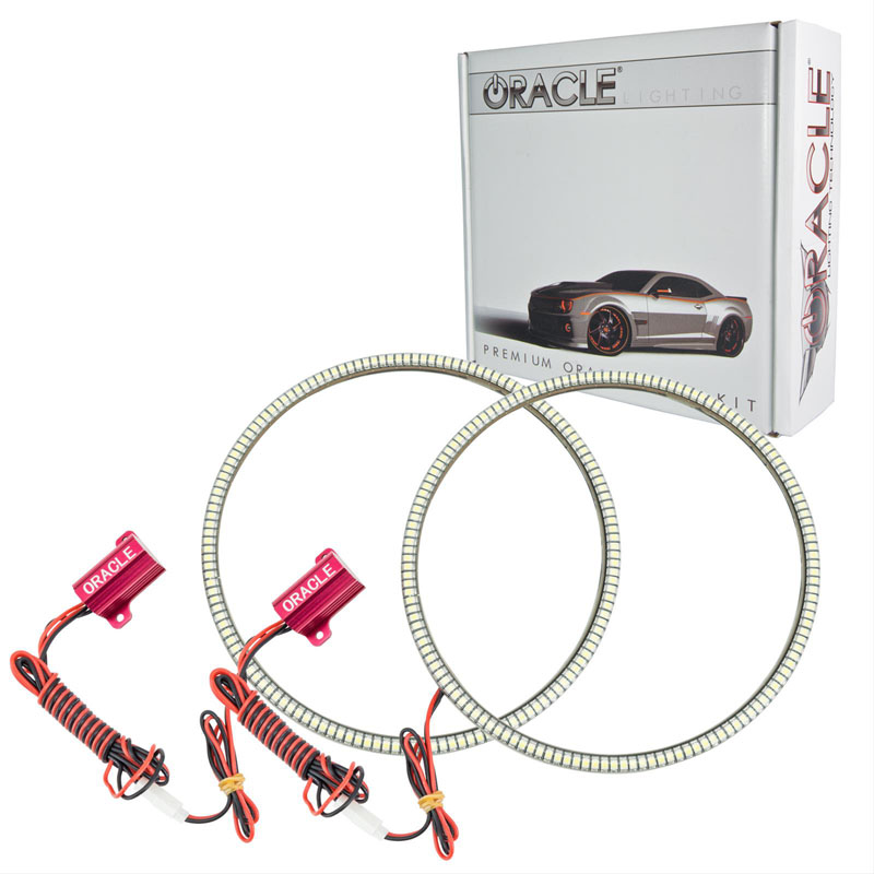 Oracle Lighting 3944-330 Dodge Charger 2015-2021 ORACLE ColorSHIFT Projector Halo Kit