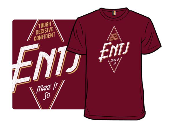 Entj T Shirt