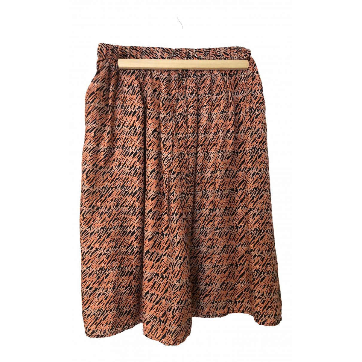 Lovechild 1979 - Jupe   pour femme en soie - multicolore
