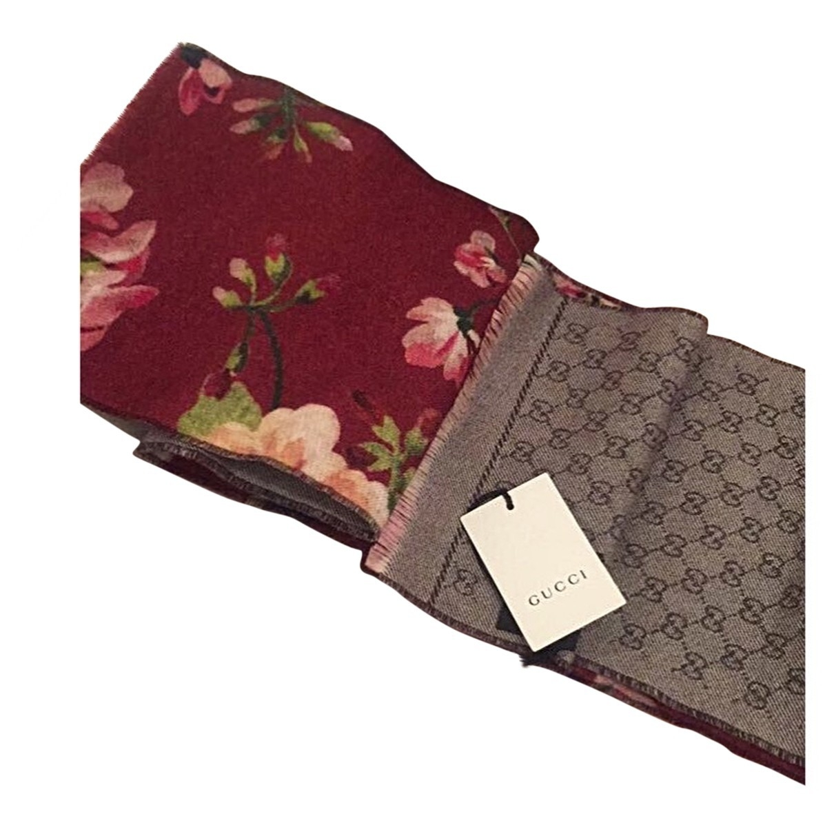 Gucci \N Beige Wool scarf for Women \N