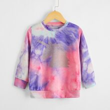 Sweatshirt mit Batik