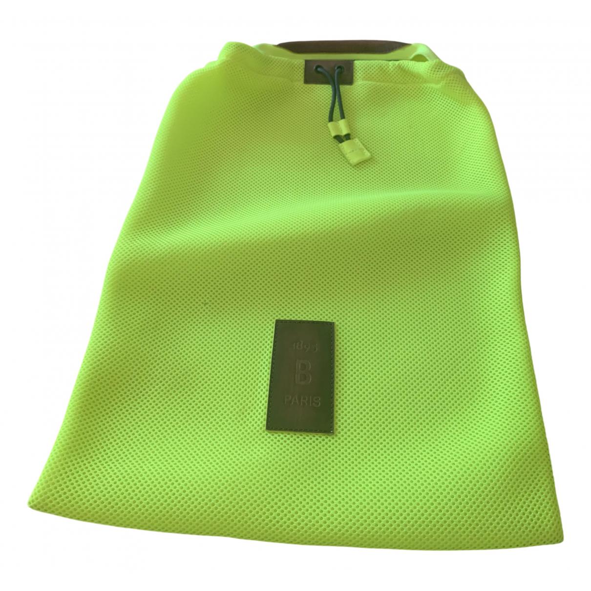 Berluti - Tennis   pour lifestyle en coton - jaune