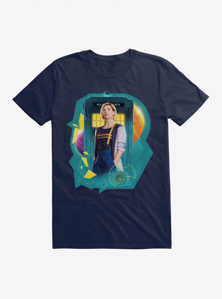 Doctor Who The Thirteenth Doctor Prism T-Shirt