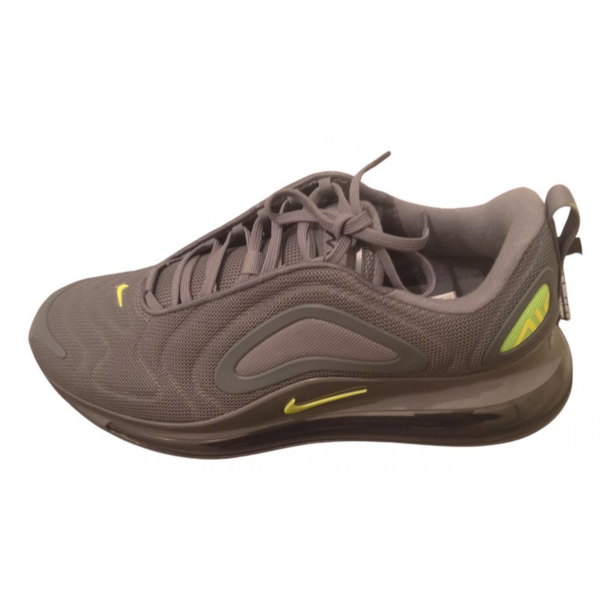 Nike N Grey Trainers for Men 43 EU