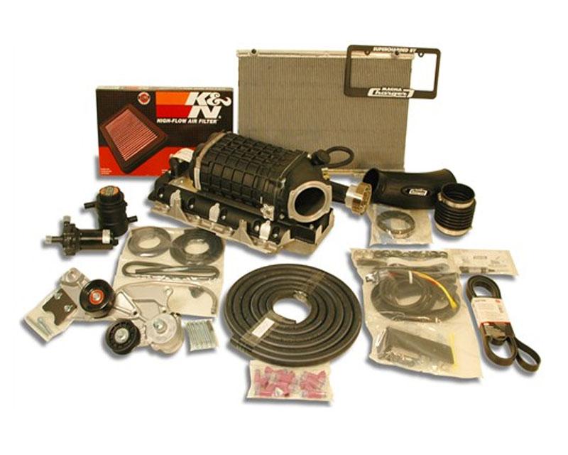 MagnaCharger Radix Retro Supercharger Kit GMC Sierra 1500 Flex Fuel 5.3L 05-07