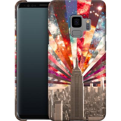 Samsung Galaxy S9 Smartphone Huelle - Superstar New York von Bianca Green