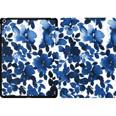 Apple iPad 9.7 (2018) Tablet Smart Case - Sophia Blue Floral von Amy Sia