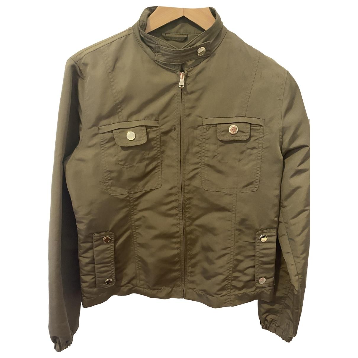 Massimo Dutti \N Khaki jacket for Women L International